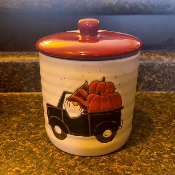 🍁🍂Gnome canister 🍂🍁